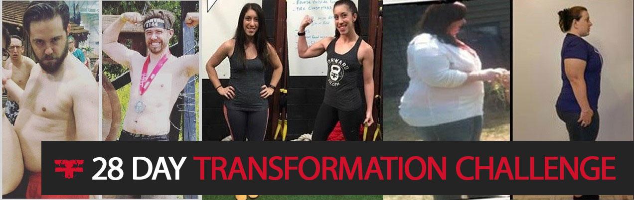 28 Day Transformation Challenge