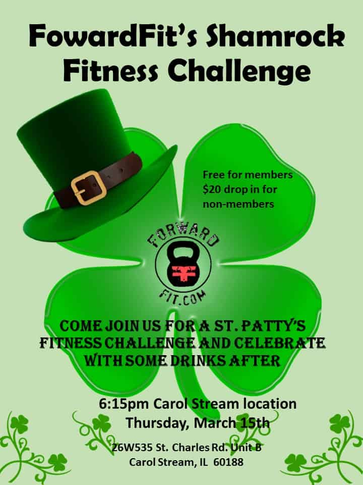 ForwardFit Shamrock Challenge