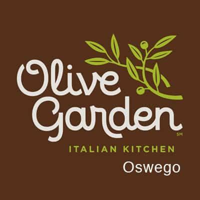 Olive Garden Oswego logo